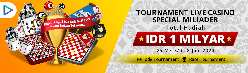 TOURNAMENT IDNLIVE