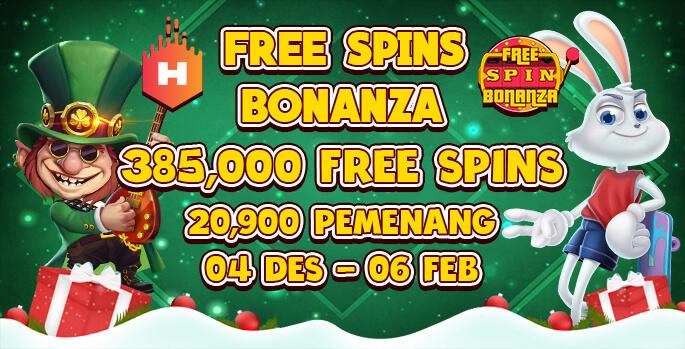 Habanero Free Spin Bonanzaa