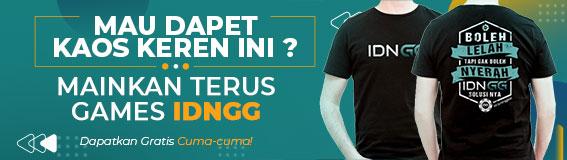 Kaos Special IDNGG