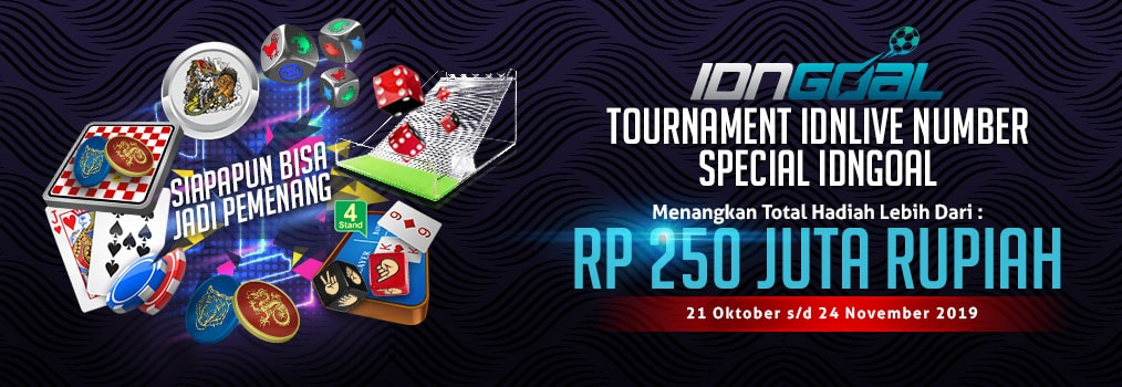 Dewabet Tournament Idnlive Number Special