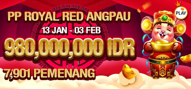 PP Royal Red Angpau