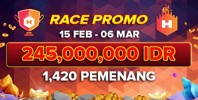 Habanero Race Promo !!!
