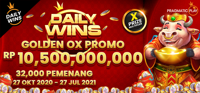 PP Daily Wins Golden Ox Fortune
