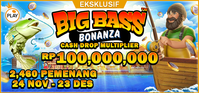 PP Big Bass Bonanza Cash Drop Multiplier