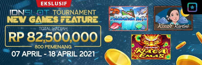 IDNSLOT NEW GAMES TOURNAMENT